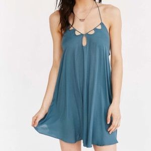 NWOT UO Out From Under Slip Dress